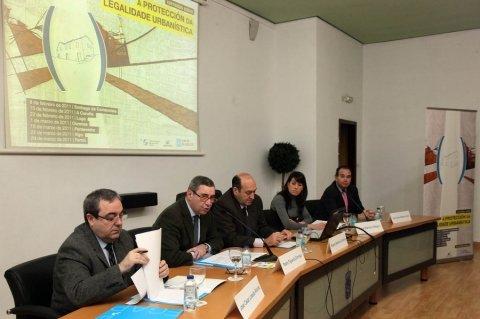 Edición Ourense - Xornada sobre a Protección da Legalidade Urbanística
